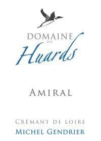 Amiral Cremant de Loire Zero Dosage Flaschengärung