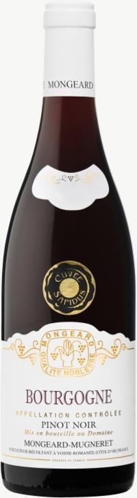 Bourgogne Pinot Noir Cuvee Sapidus