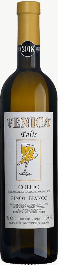 Pinot Bianco Talis 2018