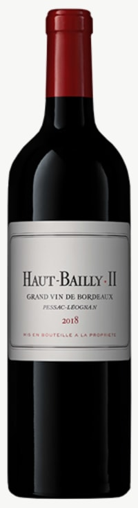 Chateau Haut Bailly II 2018