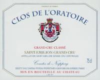 Chateau Clos de l'Oratoire Grand Cru Classe 2010