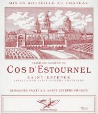 Chateau Cos d'Estournel 2eme Cru