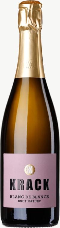Weißburgunder Blanc de Blancs Brut Nature Flaschengärung