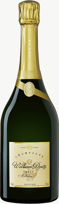 Champagne Cuvee William Deutz Flaschengärung 2009