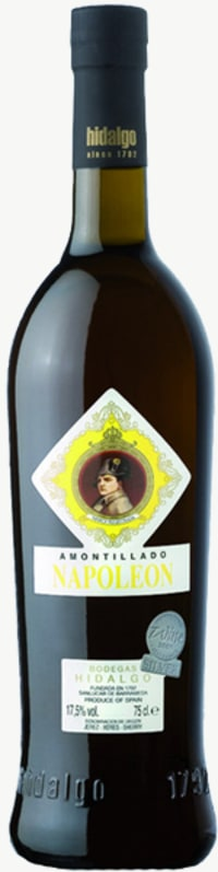 Sherry Amontillado Seco Napoleon (fruchtsüß)