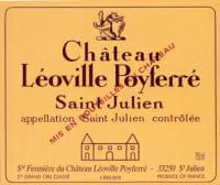 Chateau Leoville Poyferre 2eme Cru