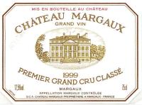 Chateau Margaux 1er Cru 2000