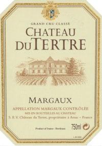 Chateau Du Tertre 5eme Cru