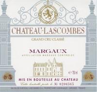 Chateau Lascombes 2eme Cru 2010