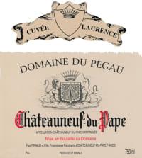 Chateauneuf du Pape Cuvee Laurence 2009