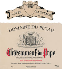 Chateauneuf du Pape Cuvee Laurence