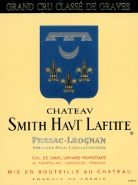 Chateau Smith Haut Lafitte Blanc