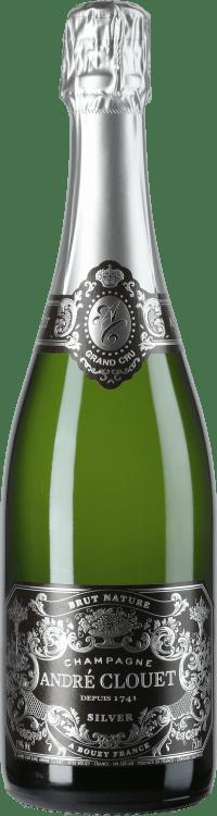 Champagne Silver Brut Nature Grand Cru (non-dosage) Flaschengärung