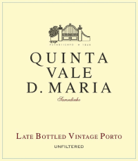 Late bottled Vintage Port Quinta do Vale Dona Maria (fruchtsüß) 2010