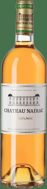 Chateau Nairac 2eme Cru (fruchtsüß) 2005
