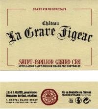 Chateau La Grave Figeac Grand Cru (12 Flaschen) 2005