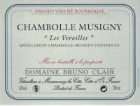 Chambolle Musigny Les Veroilles 2012