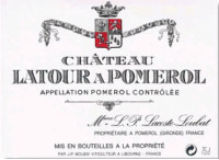 Chateau Latour a Pomerol 2014