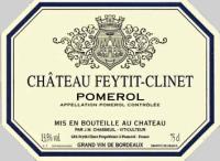 Chateau Feytit Clinet 2015