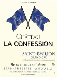 Chateau La Confession Grand Cru 2010
