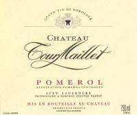 Chateau Tour Maillet 2009