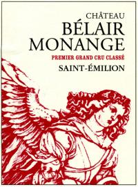 Chateau Belair Monange 1er Gr.Cr.Cl.B 2015