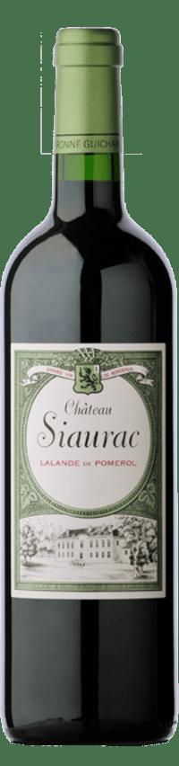 Chateau Siaurac (Lalande Pomerol) 2012