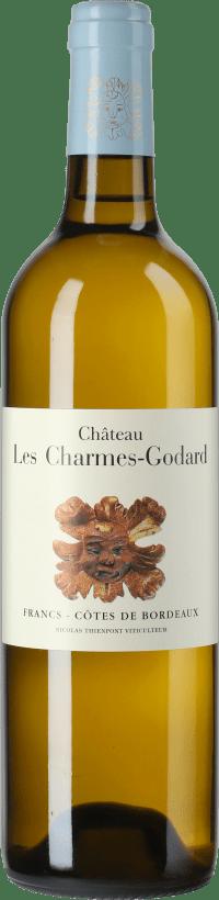 Chateau les Charmes Godard Blanc 2009