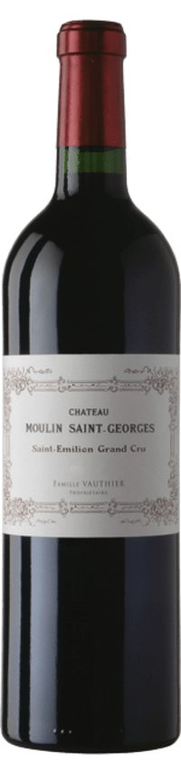 Chateau Moulin Saint Georges Grand Cru 2010