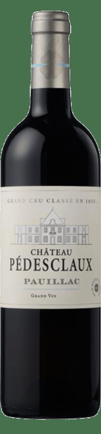 Chateau Pedesclaux 5eme Cru 2014