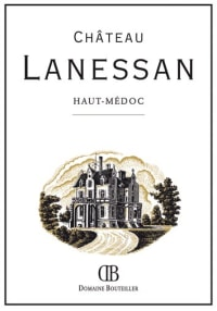 Chateau Lanessan Cru Bourgeois 2010