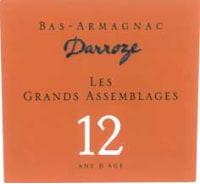Francis Darroze Grands Assemblages 12 Jahre