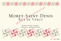 Morey Saint Denis Village Lieu Dit Rue de Vergy 2012