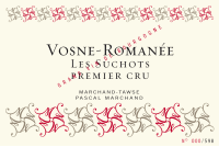Vosne Romanee Les Suchots 1er Cru 2012