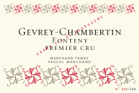 Gevrey Chambertin Fonteny 1er Cru 2011