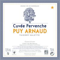 Cuvee Pervenche de Puy Arnaud (2. Wein) 2011