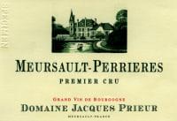 Meursault 1er Cru Perrieres 2012