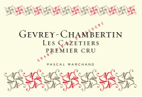 Gevrey Chambertin Cazetiers 1er Cru 2013