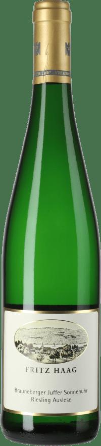 Brauneberger Juffer Sonnenuhr Riesling Auslese Goldkapsel (fruchtsüß) 2007