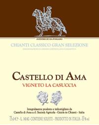 Chianti Classico Gran Selezione La Casuccia 2011