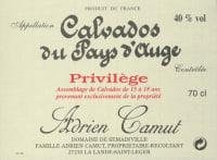 Calvados Camut 18 Jahre