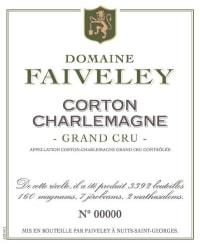 Corton Charlemagne Grand Cru 2013