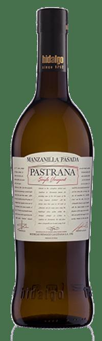 Sherry Amontillado Pastrana (fruchtsüß)