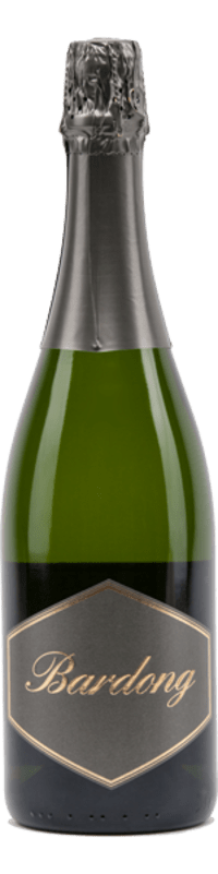 Saale Unstrut Weißburgunder Sekt brut  Flaschengärung 2008