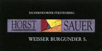 Weißer Burgunder S Escherndorfer Fürstenberg  trocken 2014