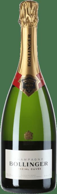 Champagne Special Cuvee Brut Flaschengärung