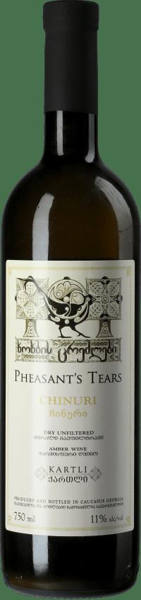 Pheasants Tears Chinuri Skin Contact (Orange Wine) 2013