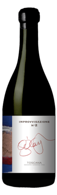 Improvvisazione No.2 Rosso Toscana 2010