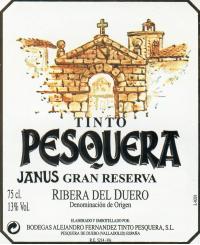 Pesquera Janus Gran Reserva 2003