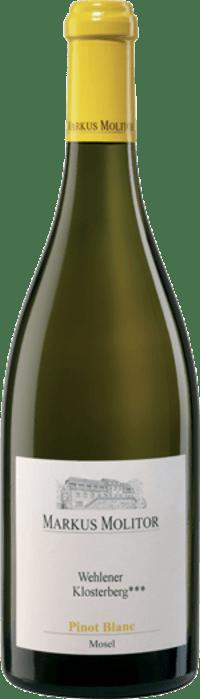Pinot Blanc Wehlener Klosterberg *** trocken 2011